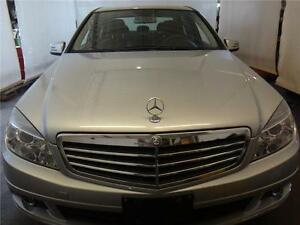 2011 Mercedes-Benz C-Class C250 All Wheel Drive