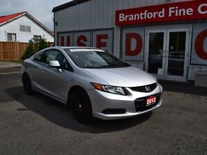 2012 Honda Civic EX 2dr Coupe