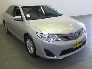 2012 Toyota Camry ASV50R Altise Silver Pearl 6 Speed Automatic Sedan Westdale Tamworth City Preview