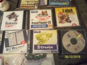 MANY COMPUTER SOFWARE FOR SALE