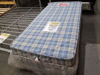 *CHEAP****BRAND NEW*SINGLE BED DIVAN BASE & MATTRESS+DELIVERY AVAILABLE SAMEDAY*****