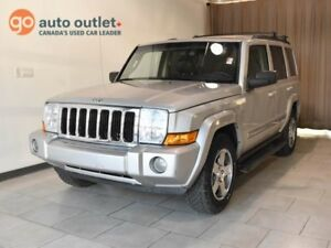 2010 Jeep Commander Sport 4WD - Heated Leather Seat - Nav - Back