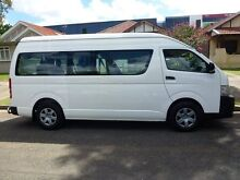 2011 Toyota Hiace TRH223R MY11 Upgrade Commuter 4 Speed Automatic Bus Homebush West Strathfield Area Preview