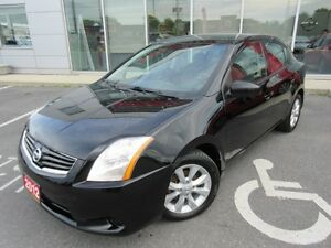 2012 NISSAN SENTRA 2.0 VALUE OPTION PKG W/PWR GROUP 3.9% 72 MONT