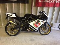 Cagiva Mito Sp525, not rs125, nsr, tar, yzf r125, Ktm