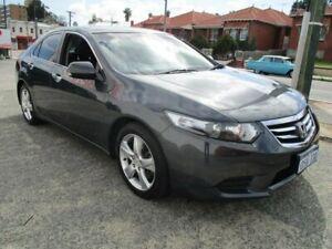 2012 Honda Accord Euro Grey Manual Sedan West Perth Perth City Area Preview