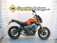 2015 15 YAMAHA MT-09 ABS