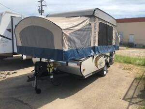 2013 CLIPPER TENT TRAILER  - LOOKS LIKE NEW