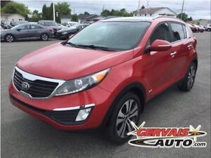 Kia Sportage EX Luxury AWD GPS Cuir Toit Ouvrant MAGS 2013