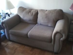 Free Beige Loveseat - North Vancouver