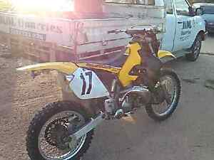 1999 RM 250cc 2 Stroke Denman Muswellbrook Area Preview