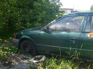 Classic Toyota Tercel