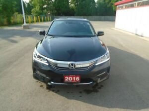 2016 Honda Accord Sedan EX-L 4dr FWD Sedan