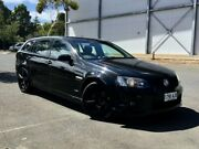 2010 Holden Commodore VE MY10 SV6 Sportwagon Black 6 Speed Sports Automatic Wagon Mile End South West Torrens Area Preview