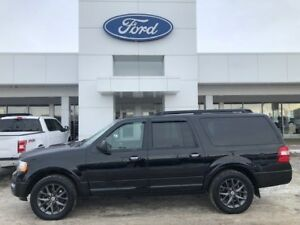 2017 Ford Expedition Limited.Max. 4x4. 3.5L Ecoboost.