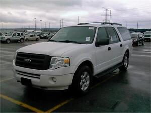 2009 Ford Expedition Max SSV 4WD **ACCIDENT FREE**