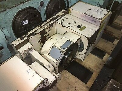 8 Golden Sun Cnct-201 4th 5th Axis Cnc Tilting Rotary Table Used