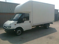123TRANSPORT -MAN AND VAN - REMOVALS - COLLECTION AND DELIVERY - AVAILABLE AT SHORT NOTICE 7 DAYS