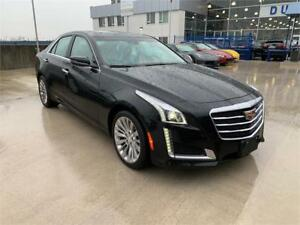 2015 Cadillac CTS Luxury AWD (JUST 42,000 KMS) FINANCE @ 2.99%