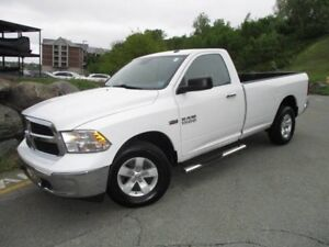 2014 RAM 1500 SLT HEMI 8FT BOX (5.7L V8, REVERSE CAMERA, A/C, PO