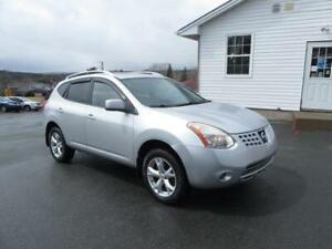 99$ BI WKLY OAC!!! 2009 Nissan Rogue SL AWD SUNROOF ,