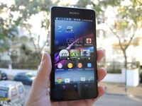 SONY XPERIA Z1 COMPACT 20 MEGA PIXEL HD CAMERA, HD VIDEO, WATER PROOF, UNLOCKED