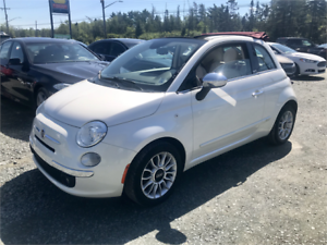 2014 FIAT 500c Lounge *Warranty* $74 Bi-Weekly OAC