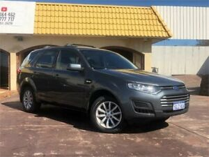2015 Ford Territory SZ MK2 TX (RWD) Grey 6 Speed Automatic Wagon East Victoria Park Victoria Park Area Preview