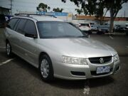 2006 Holden Commodore VZ MY06 Upgrade Executive Silver 4 Speed Automatic Wagon Maidstone Maribyrnong Area Preview