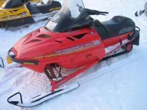 Parts For Ski Doo S-Chassis