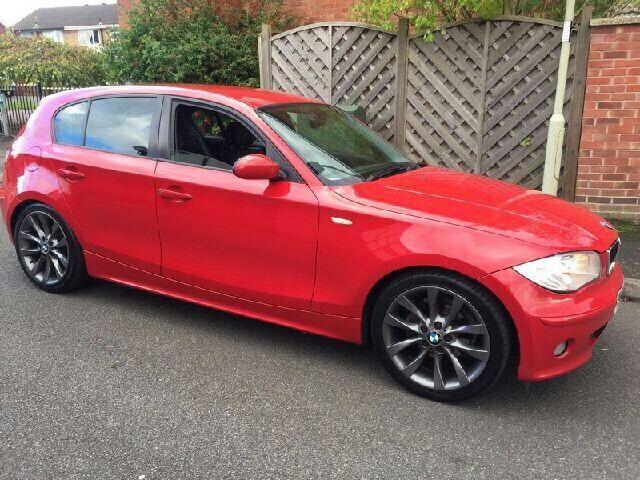 BMW 118d SPORT 2007