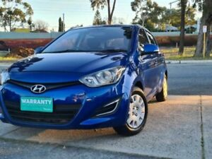 2012 HYUNDAI I20 AUTO LOW KMS!! Bayswater Bayswater Area Preview