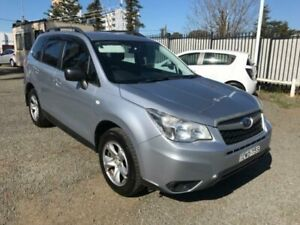 2013 Subaru Forester S4 MY13 2.5I Silver 6 Speed Continuous Variable Wagon Penrith Penrith Area Preview