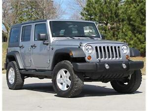 2013 Jeep WRANGLER UNLIMITED Sport Dual Tops 4x4 AC Cruise
