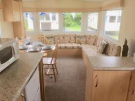 Delta Darwin a great value starter holiday home, Mullion, Lizard Cornwall