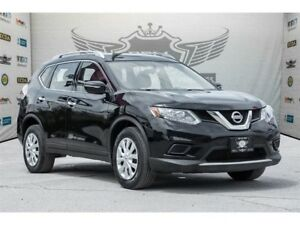 2015 Nissan Rogue S BACK-UP CAMERA BLUETOOTH AWD ALLOY WHEELS
