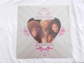 Vinyl LP Love , Peace & Soul – Honey Cone ( US Hot Wax HA 713 Stereo 1972