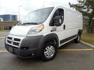 2014 RAM PROMASTER CARGO VAN***READY FOR WORK***$15979***