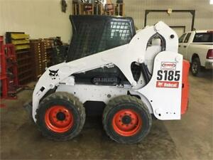 2010 BOBCAT S185 SKID STEER LOADER