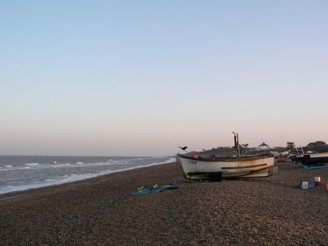 Suffolk coastal to Essex home swap