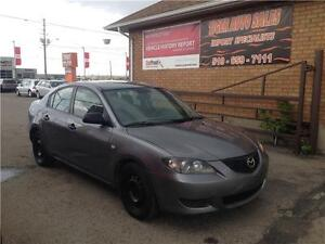 2004 Mazda Mazda3 GS******GREAT ON GAS*****ONLY 156 KMS*******