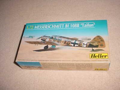 Heller 1/72 WWII Germany MESSERSCHMITT Bf 108B Taifun MODEL KIT 80231 NIB