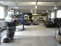 GARAGE AND MOT CENTRE (Ref 143191)