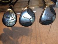 Orka golf clubs
