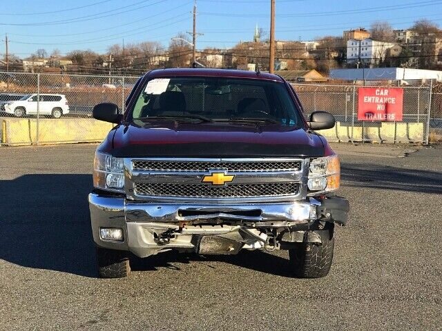 Image 2 Accidentée Chevrolet Silverado 1500 2013