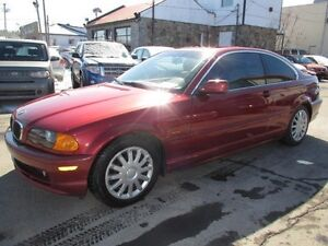 BMW 3-Series 323 Ci Vehicule D'occasion 2000