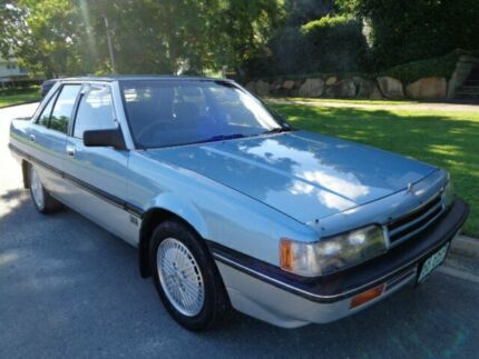 1990 Mitsubishi Magna TP Elite Blue Metallic 4 Speed Automatic Sedan Chermside Brisbane North East Preview