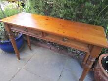 Lovely Pine Hall Table, Credenza, Side Table, Secretaire Balga Stirling Area Preview