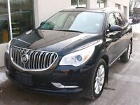 2014 Buick Enclave Premium AWD BLACK ON BLACK FULLY LOADED FINAN