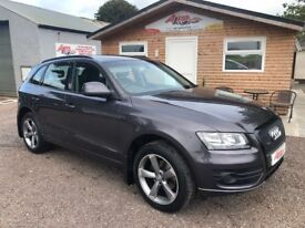AUDI Q5 2.0 TDI SE QUATTRO 6 SPEED MANUAL 170BHP 2009
